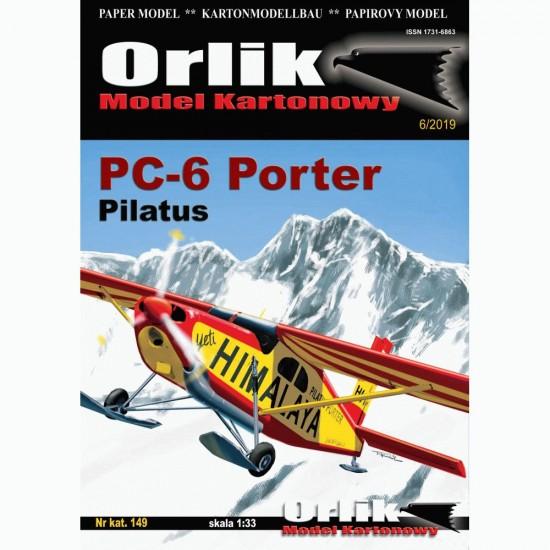 149.  Pilatus PC-6 Porter