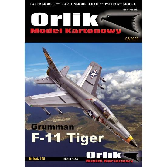 158. Grumman F-11 Tiger