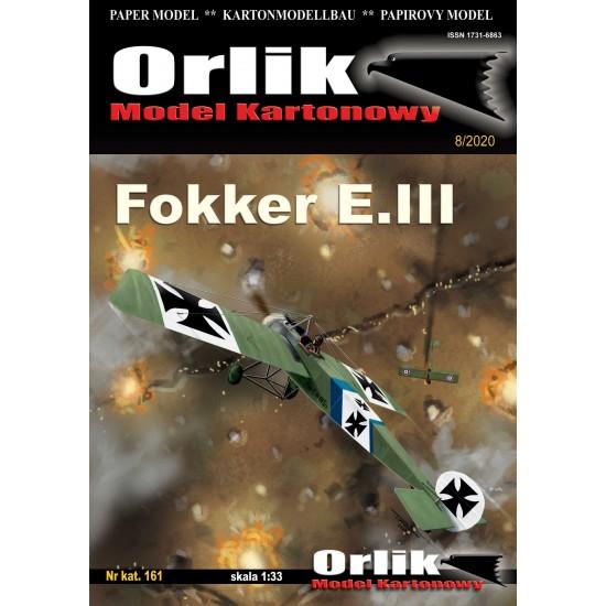 161. Fokker E.III