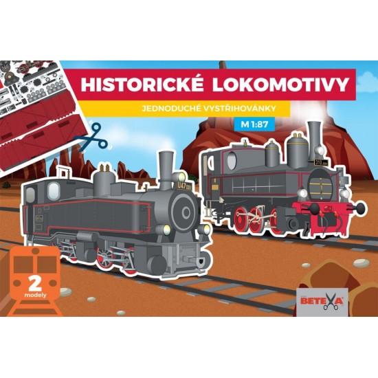Historyczne lokomotywy