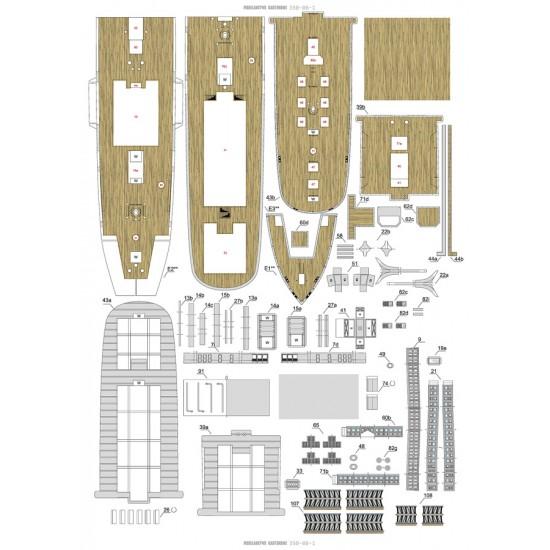 Okręt transportowy LE BIEN-HOA 1887