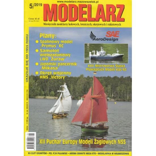 Modelarz 5/2019