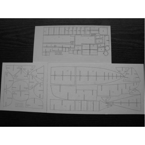 """HMCS """"WETASKIWIN"""" - laser"""