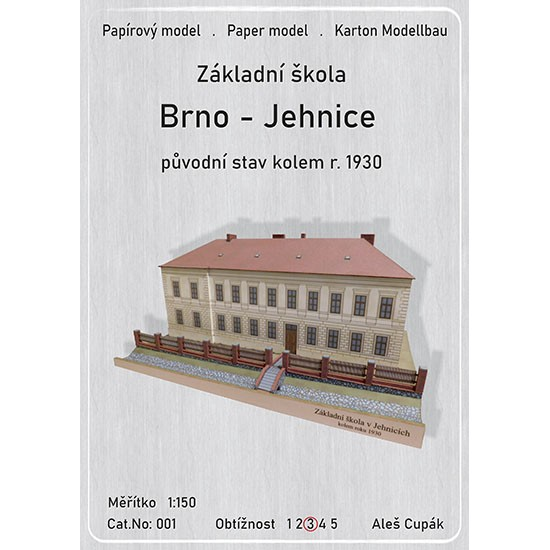 Szkoła Brno - Jehnoice