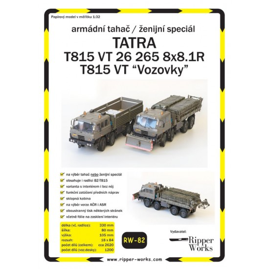 Tatra VT 26 265 8x8.1R