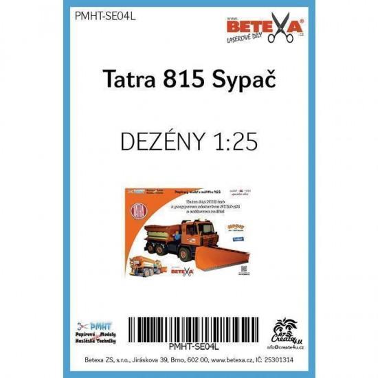 Tatra 815 SYKO-5M  - laserowo wycinane  bieżniki