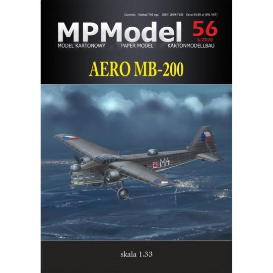 Samolot bombowy Aero MB-200