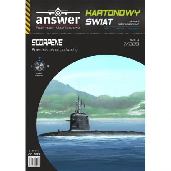 Okręt podwodny Scorpene