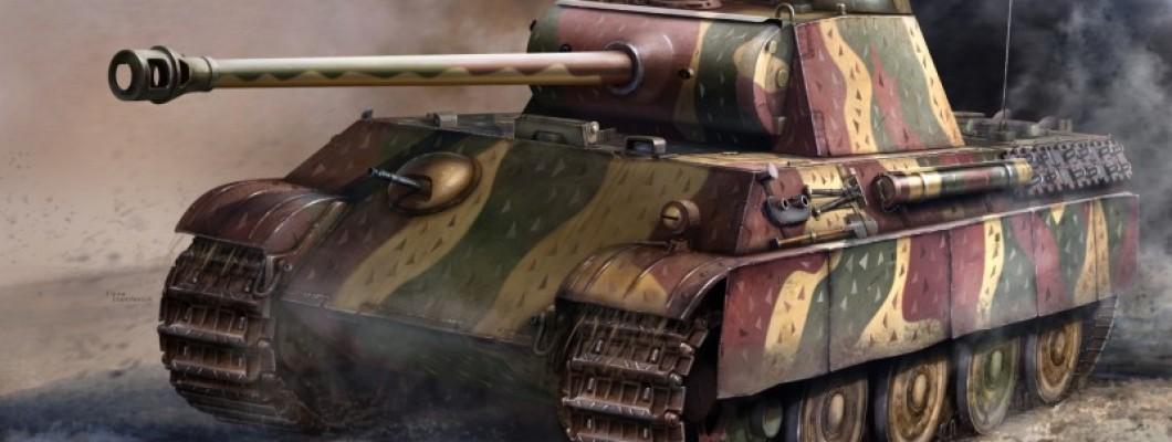 Panther Ausf.G MAN z wydawnictwa Answer juz dostępny!