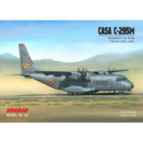 Casa C-295M KAF