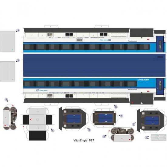 Pociagi expresowe - dodatkowe wagony