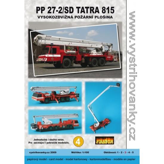 Tatra 815 PP 27-2 / SD