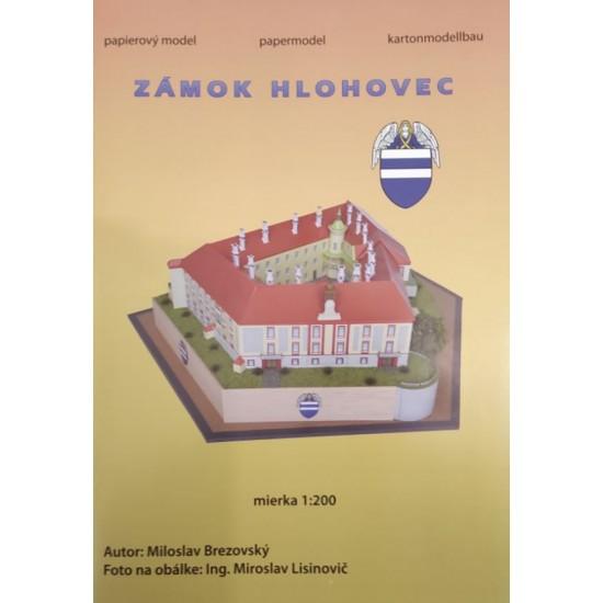 Pałac Hlohovec -Słowacja
