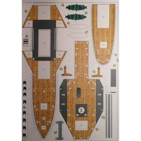 Statek rzeczny  KRAKUS