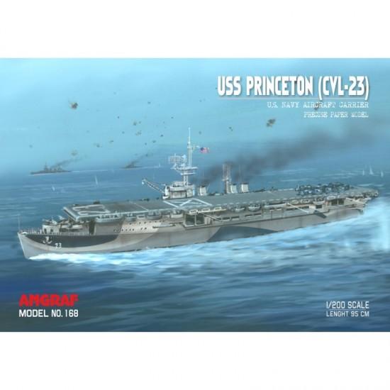 Lotniskowiec USS Princeton CVL-23