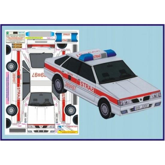POLONEZ CARO Policja