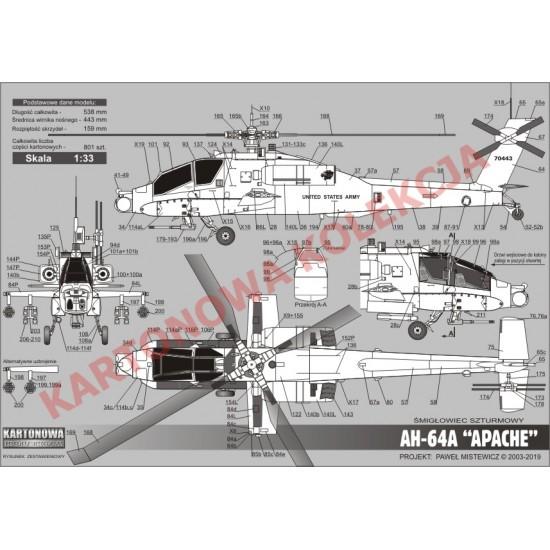 """AH-64A """"Apache"""""""