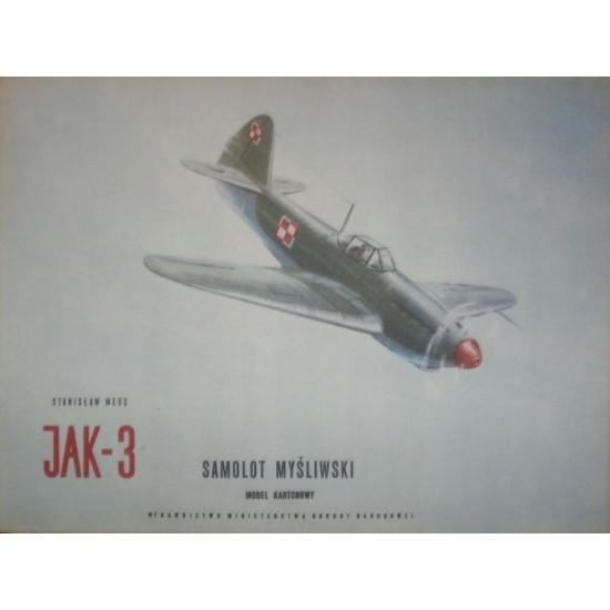 Samolot myśliwski JAK-3