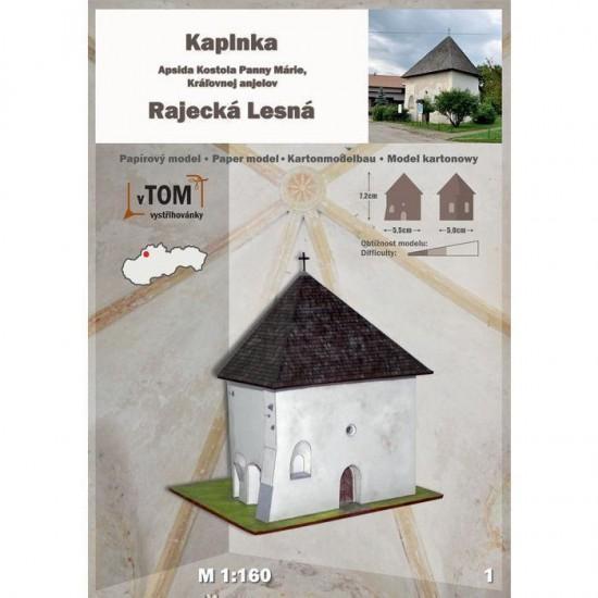Kapliczka Rájecká Lesná
