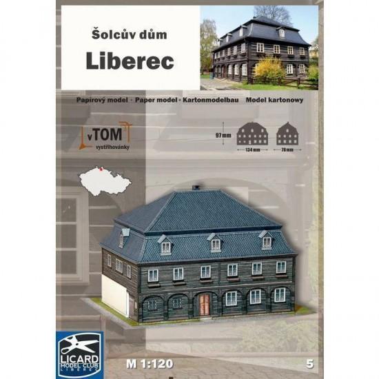 Dom Šolca z Liberca