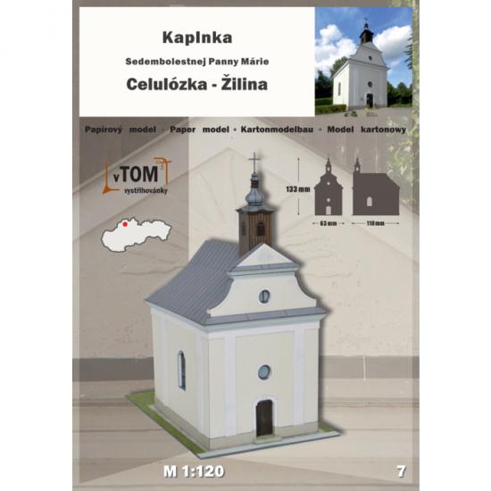 Kaplica Matki Boskiej Bolesnej - Žilina