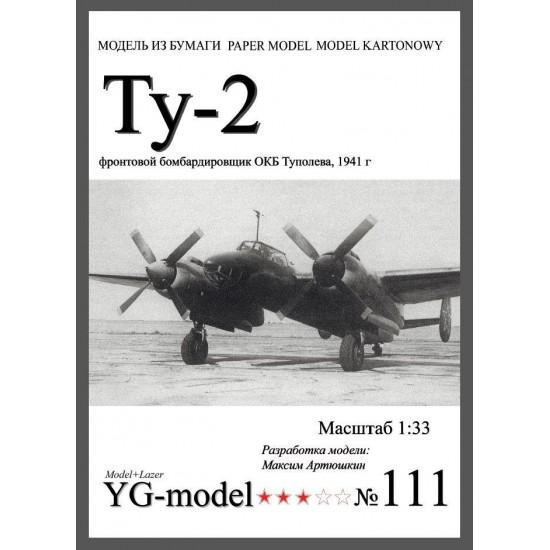 Tupolew TU-2