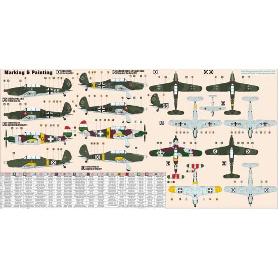 Arado AR.96B-1 SCHULFLUGZEUG