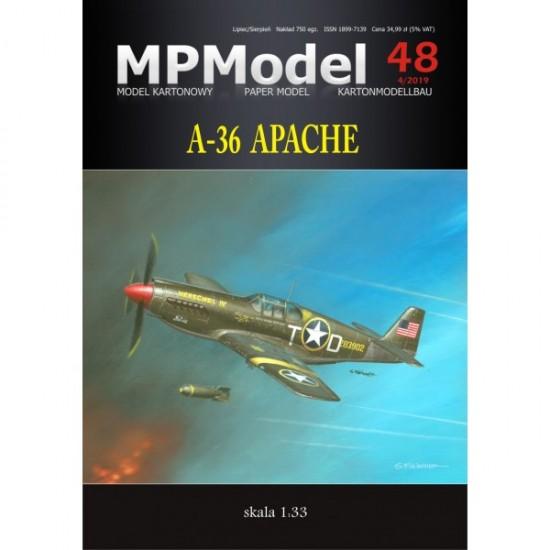 Samolot A-36 Apache