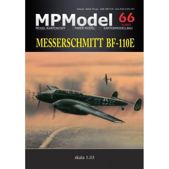 Messerschmitt Bf-110E