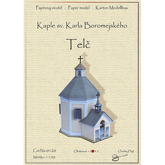 Kaplica pw. św. Karola Boromeusza - Telcz