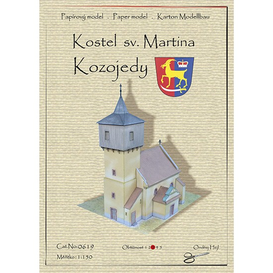Kościół św. Martina – Kozojedy