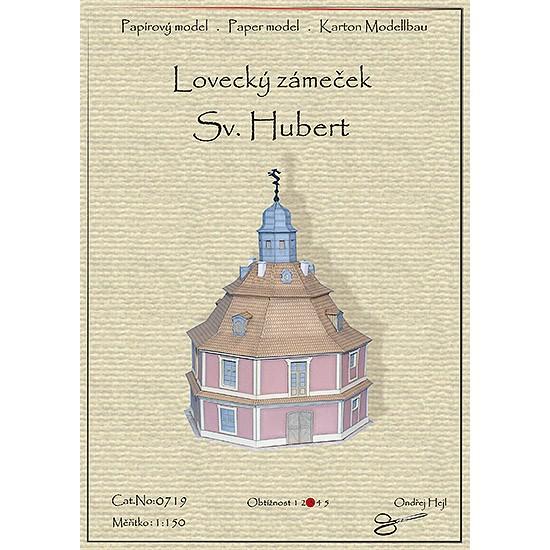 Domek łowiecki św. Huberta