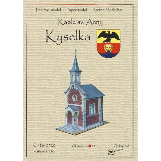 Kaplica pw. św. Anny - Kyselka