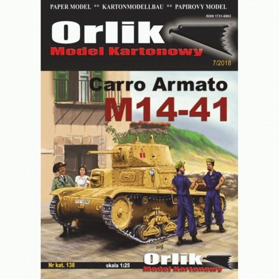 138. Carro Armato M14-41