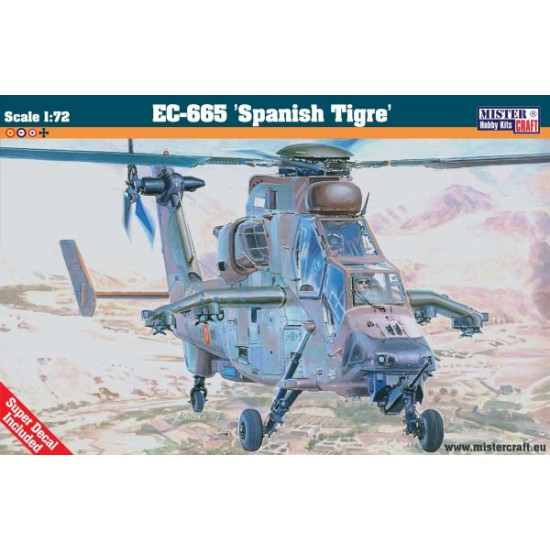 """EC-665 """"Spanish Tigre"""" 1:72"""