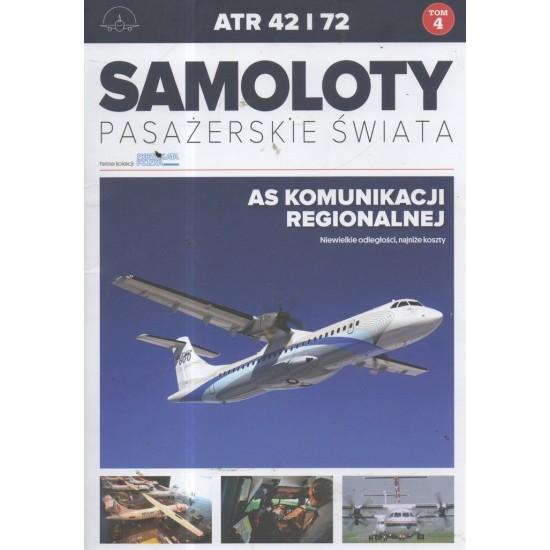 Samoloty pasażerskie świata 4 - ATR 42 i 72