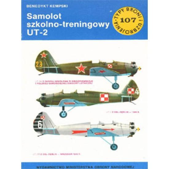 Samolot szkolno-treningowy UT-2