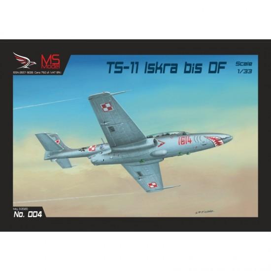 Samolot TS-11 Iskra bis DF