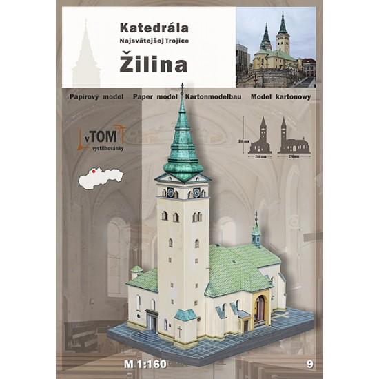 Katedra Świętej Trójcy - Žilina