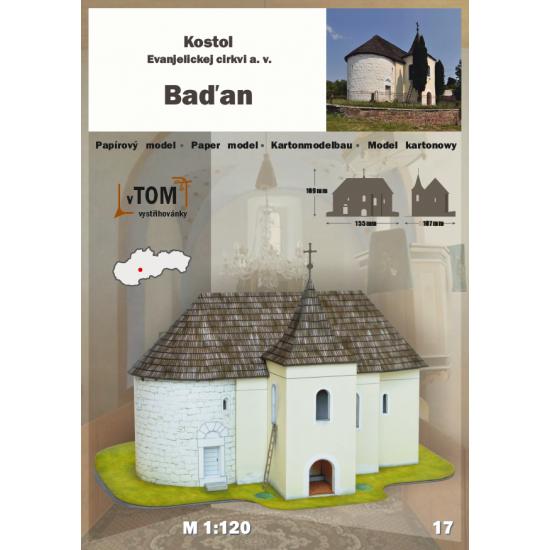 Bad'an - kościół ewangelicki