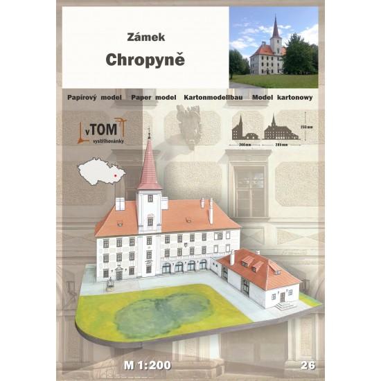 Pałac Chropyne