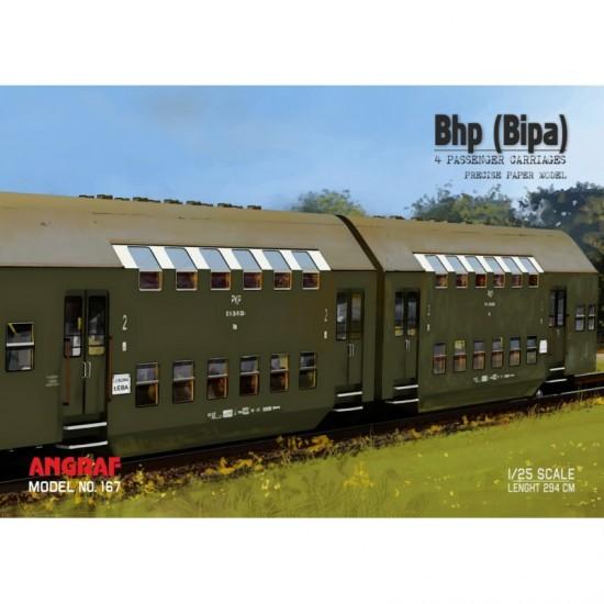 Wagony Bhp (Bipa) - 4 wagony