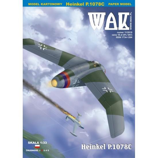 Heinkel P.1078C