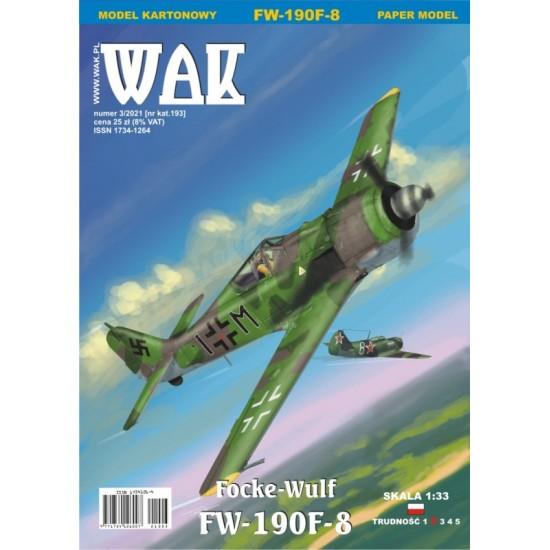 Focke-Wulf FW-190F-8