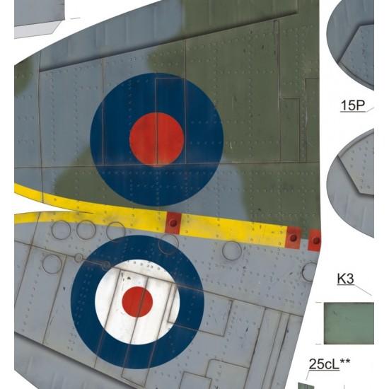 Supermarine Spitfire Mk.IIa