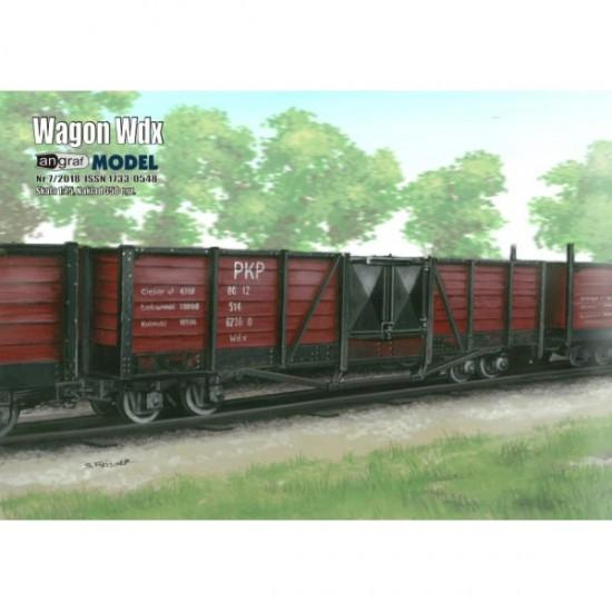 Wagon platforma 401Zb