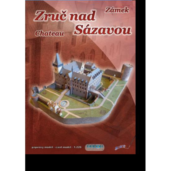 Pałac - Zruč nad Sázavou