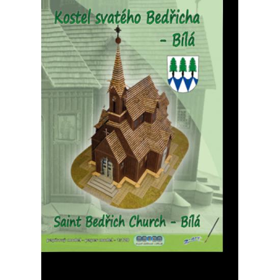 Kościół św. Bedřicha - Bílá