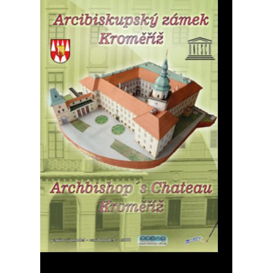 Pałac arcybiskupi Kroměříž