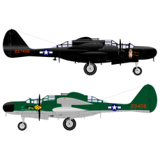Samoloty i śmigłowce  skala 1:33